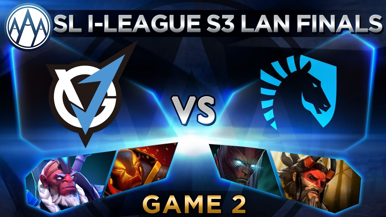 Liquid vs VG.J Game 2 - SL i-League StarSeries S3 LAN Finals Group Stage - @LyricalDota @Merlini
