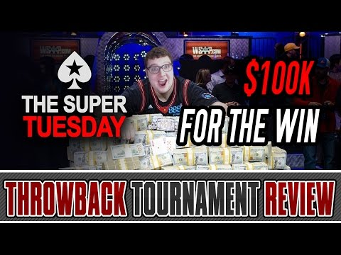 [Part 5] $1050 Super Tuesday - Throwback Tournament Review