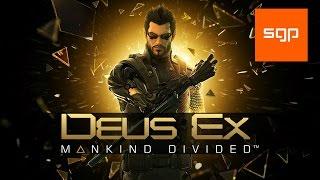 Deus Ex Mankind Divided прохождение секреты советы ч1 от Сантея В этом видео вы узнаете все секреты советы по прохожд