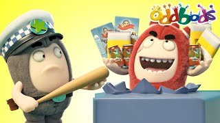 Oddbods - FOOD FIASCO #3 | Funny Cartoons For Kids | New Full Episodes Compilation
