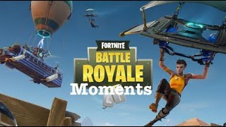 Fortnite: Battle Royale Moments | All Games