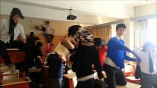 Cankaya Anadolu Lisesi 11 D Harlem Shake