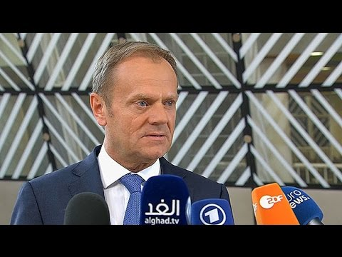 """Tusk: EU will deal """"firmly"""" with Britain over Brexit"""