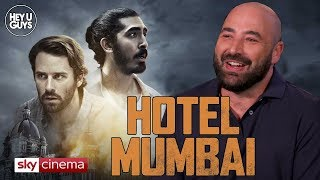 Director Anthony Maras Interview On Telling The Important Story Of Hotel Mumbai