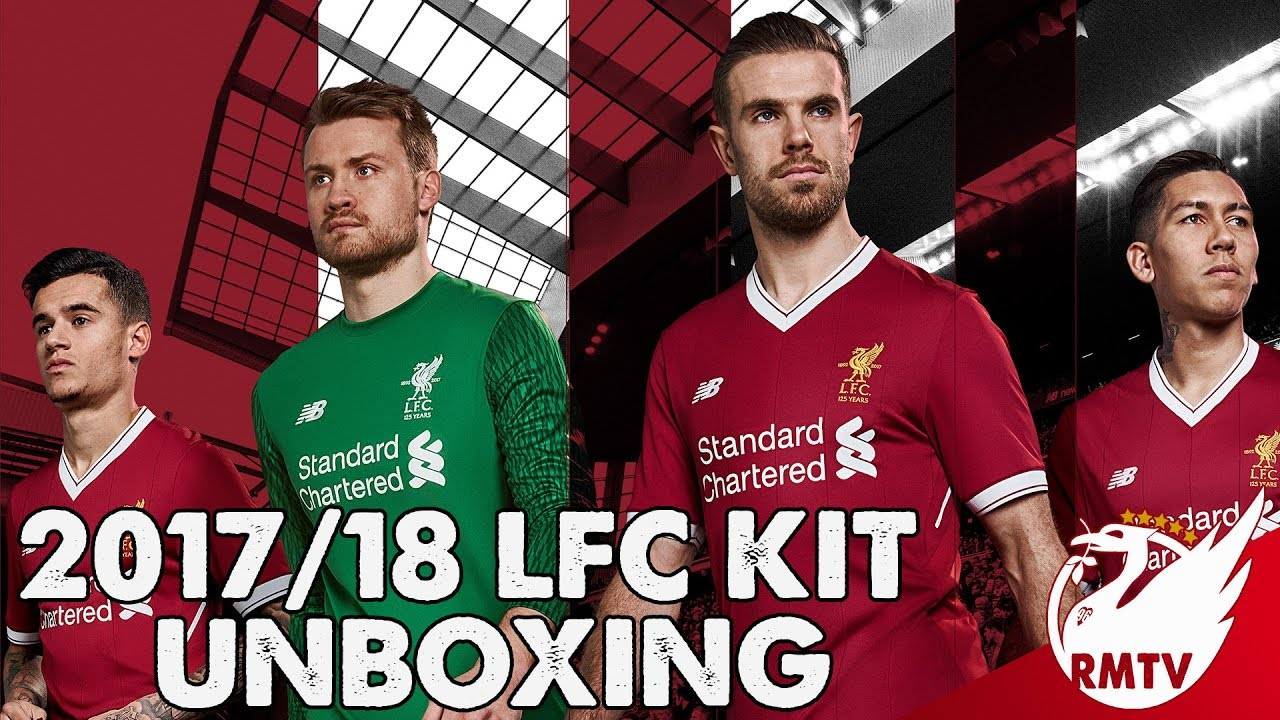 best service a1220 80a8e LIVERPOOL HOME KIT 2017/18 Revealed!