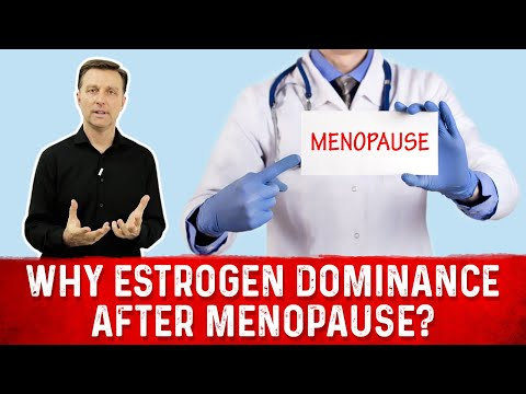 Why Estrogen Dominance After Menopause?