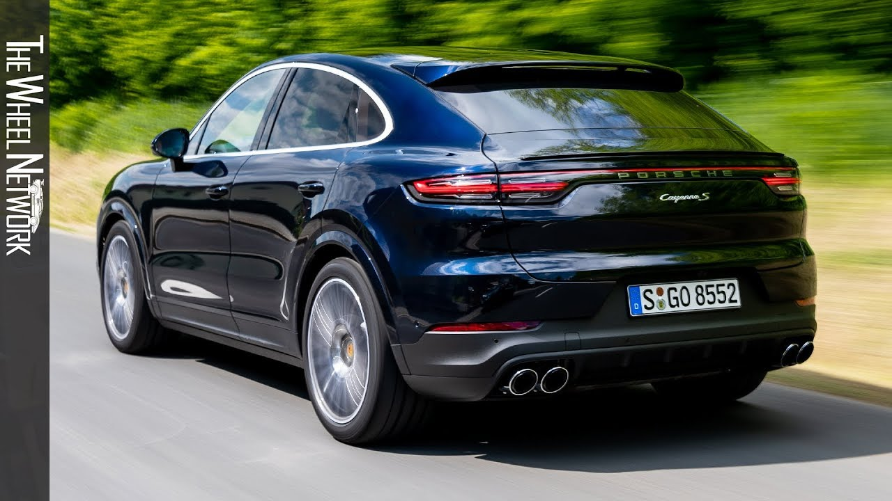 Porsche Driving Experience >> 2020 Porsche Cayenne S Coupe | Moonlight Blue Metallic ...