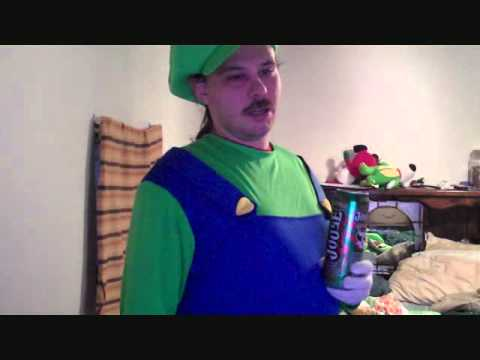 chargers v broncos drinkin luigi