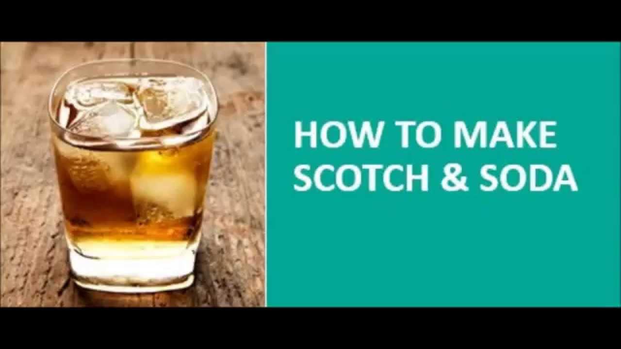 Scotch And Soda Recipe Besto Blog