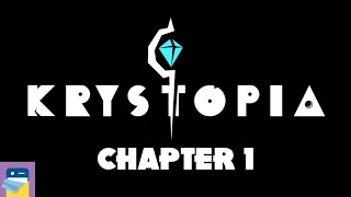 Krystopia: A Puzzle Journey - Chapter 1 Walkthrough Guide & iOS Gameplay (by Antler Interactive)