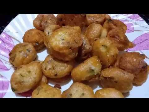 ବରା | Odia Biri Bara Recipe | Vada Recipes