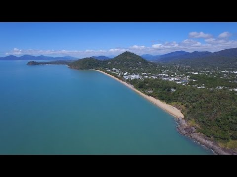 UAV Quadcopter Aerials Trinity Beach Cairns Queensland Phantom