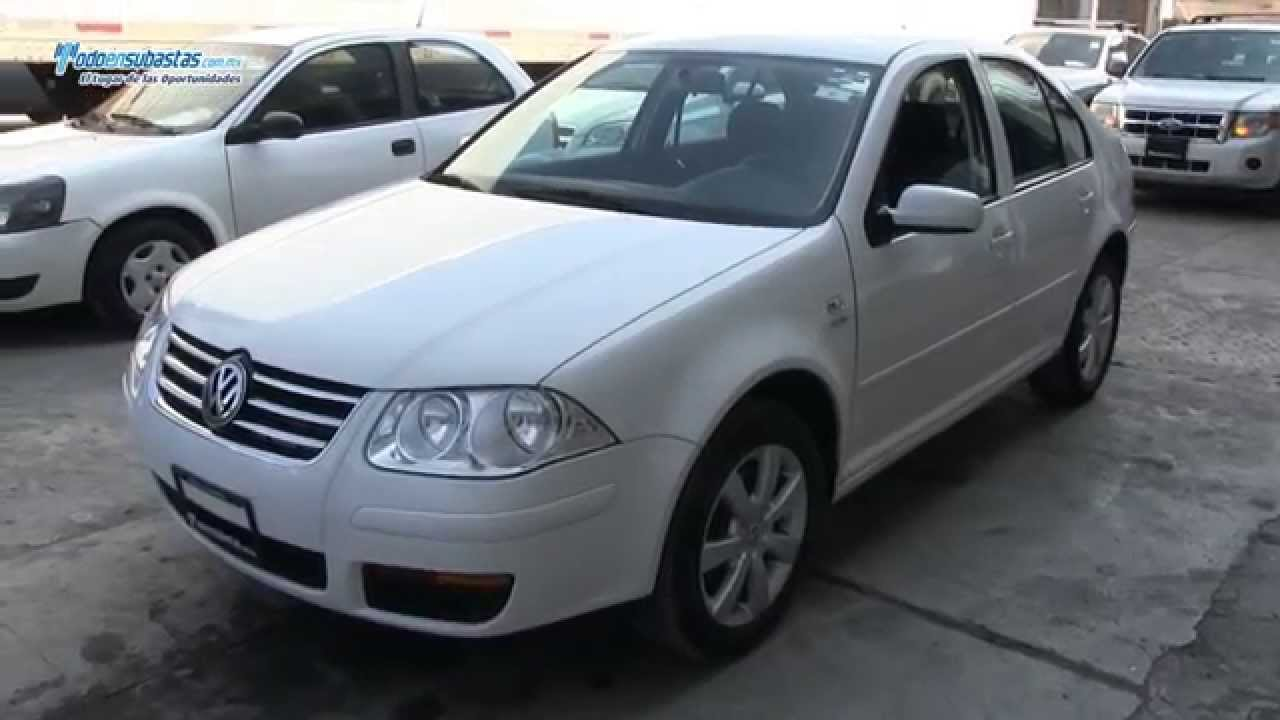 Volkswagen / Jetta Clasico CL Team Tiptronic / 2012 - YouTube