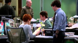"The Newsroom Season 2: Episode #8 Clip ""Jim Makes a Bad Call"" (HBO)"