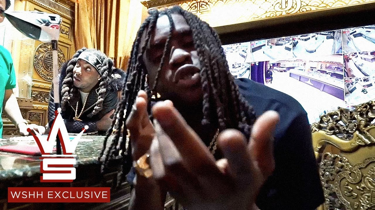 "Chief Keef Feat. Paul Wall & C.Stone ""Bust"" (Official Music Video)"