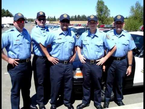 Basic Police Academy #23, Yuba College 2008
