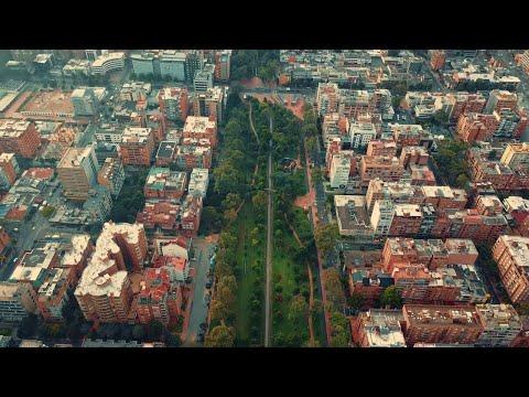 PARQUE EL VIRREY [The Healthiest Park in Bogota]