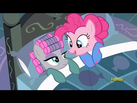 Maud leaves Ponyville - Rock Solid Friendship