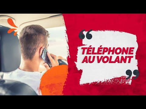 La route de la Prévention Routière - Episode 4 - Le téléphone mobile
