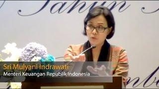 [EVENT] - Keynote Speech Menteri Keuangan dalam rangka Peringatan 10 Tahun Kampus SBM ITB Jakarta