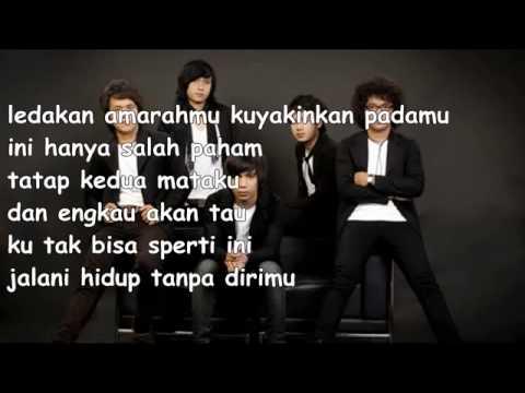 D'Masiv   Salah Paham Lyrics