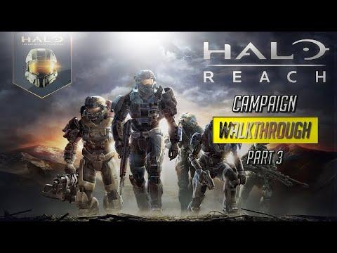Halo Reach Campaign Walkthrough Part 3