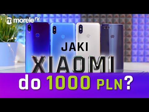 Jakie Xiaomi do