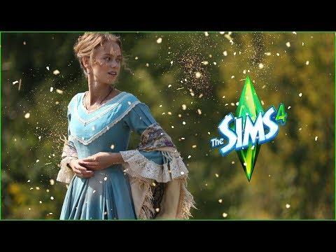 Крепостная в The Sims 4