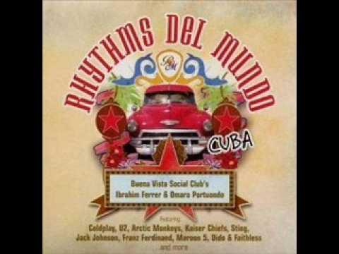 Rhythms Del Mundo - 'Clocks'