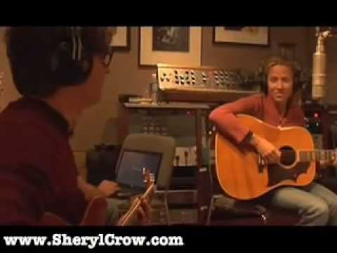 Sheryl Crow In The Studio - Webisode #1