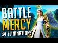 Fortnite - Battle Mercy! New Ark Skin Ft. TimTheTatMan, Dakotaz, & SymFuhny | DrLupo