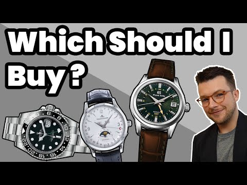 Choose My Next Watch !