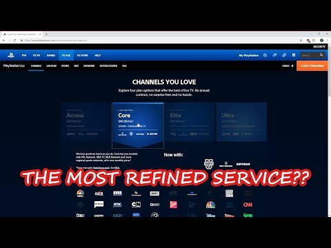PlayStation Vue Review 2019 | Is PS Vue the most refined service? | Best Streaming Service 2019