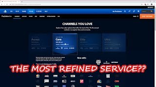 PlayStation Vue Review 2019 Is PS Vue the most refined service Best Streaming Service 2019