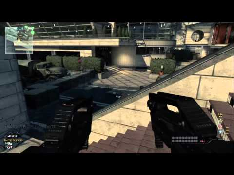 Infected - Trying to Survive - 18-1 - ii D W E S T ii - MW3