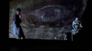 from GORBALS TURNCOAT - Man In The Eye & The Mohawk Kid - Tam Dean Burn & Jael