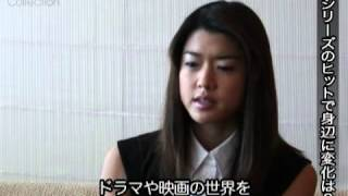 『GALACTICA』 グレイス・パーク (ブーマー役) インタビュー