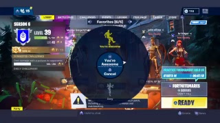 Fortnite UNLOCKING WHITE BONESY AND FREE CALAMITY PICKAXE LIVE