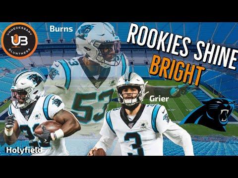 Carolina Panthers Vs Chicago Bears REACTION: NFL Preseason Week 1