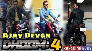 Dhoom 4 | Ajay Devgn | Dangerous Villain In The World | December 2019