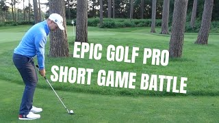 Golf Pro's EPIC Short Game Battle at Woburn Golf Club