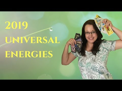 Universal energies for 2019