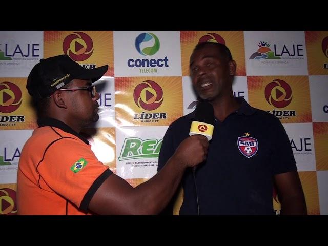 Entrevistas pós jogo Uruçuca 0x0 Laje, Laje na Final da Copa Intervale 2019