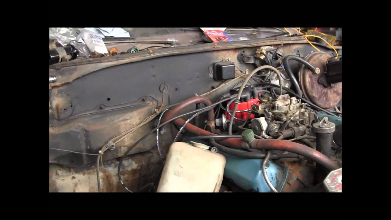Radiator Support Youtube 1965 Chevy El Camino Wiring Diagram