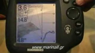 FISHFINDER MATRIX 47 3D - GPS READY HUMMINBIRD