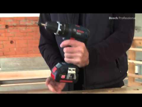 Bosch GSB 18 V-LI Professional Cordless combi