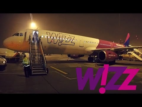 FLIGHT REPORT / WIZZAIR AIRBUS A321 / MILAN - BUDAPEST