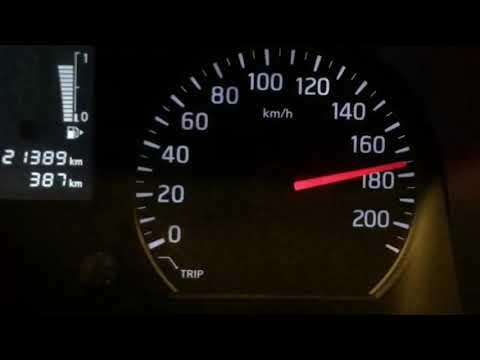 #Nissan Urvan Top Speed ???  180 Km/h 🔥🔥🔥