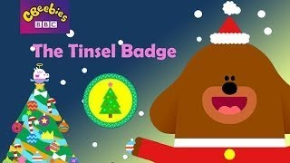 Hey Duggie: The Tinsel Badge Lets Decorate The Christmas Tree Gameplay Cbeebies Nick Jr.