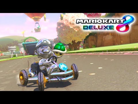 LA COMBINACIÓN DE METAL DE MARIO KART 8 DELUXE | Nintendo Switch